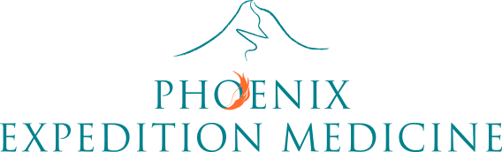 Phoenix Expedition Medicine Logo